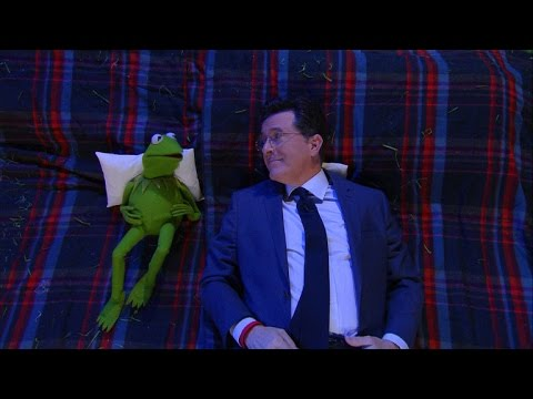 Stephen And Kermit Ask The Big Questions