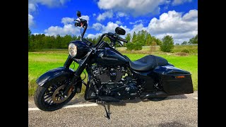 2. 2019 Harley-Davidson Road King Special Test Ride and Specs