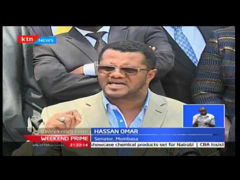 KTN Prime: House Speaker accuses SRC for delayed IEBC reforms , September 24th 2016
