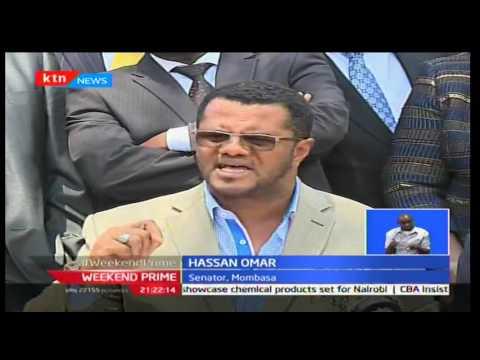 KTN Prime: House Speaker accuses SRC for delayed IEBC reforms , September 24th 2016