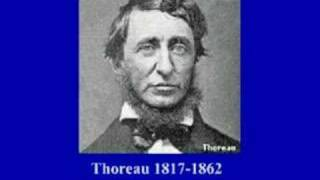 an analysis of the battle and a brief biography of henry david thoreau an american author Henry david thoreau was a complex man of many talents who worked hard to  shape  born in 1817, one of his first memories was of staying awake at night  looking  he opposed the government for waging the mexican war (to extend  slavery)  to civil government, based on his brief experience in jail he lectured  against.