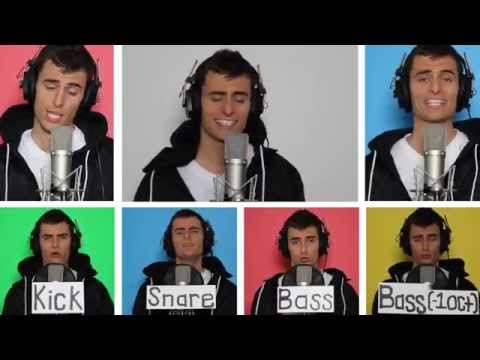 Dynamite - Dynamite - Taio Cruz - A Cappella Cover - Just Voice and Mouth - Mike Tompkins This version is on iTunes!: http://bit.ly/9jnrXG Follow me on Facebook! http:/...