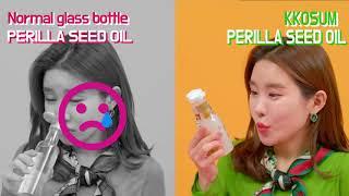 video thumbnail KKOSUM Perilla Oil (Unroasted) youtube