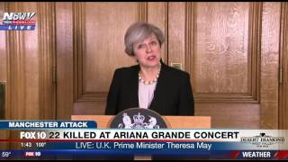 """WOW: UK Prime Minister Theresa May Increases Terror Threat Level from Severe to """"Critical"""""""