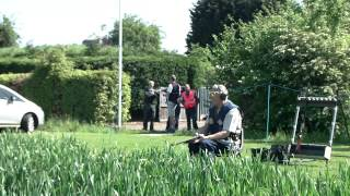 Clay Shooting – Michael
