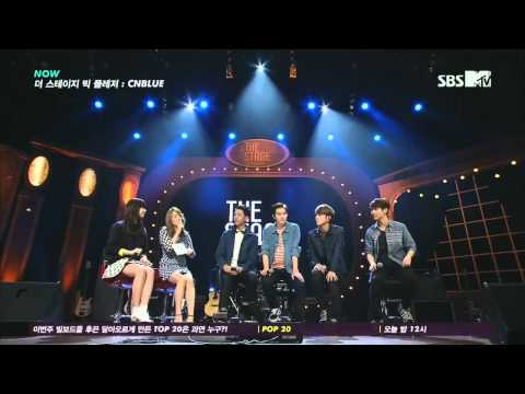 to the stage - Perfect stage by CNBLUE! If anyone would be so kind to sub this lemme know and ill give you the credit . Its all for the fans :)