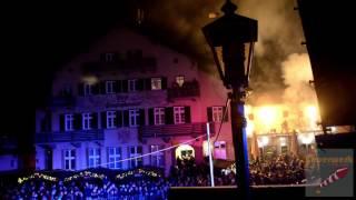 Pyrotechnik Nikolaus & Krampuseinzug 05.12.2016, Teil 3