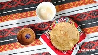 Leftover Salan Paratha ❤ Grandma's Style ❤ Village Style ❤ Village Food SecretsThanks For Watching Like and Share Subscribe for more videos https://www.youtube.com/channel/UCQexaAjPn3-1MCE4DmBK3Tg