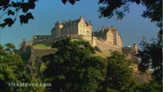 Edinburgh, Scotland: Iconic Castle
