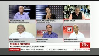 The Big Picture - Kashmir on the boil again: Why?