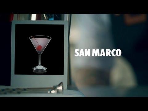 San Marco cocktail recipe