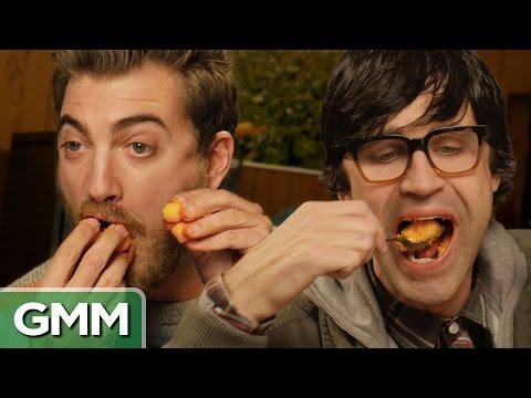 Eating 600 Cheeseballs