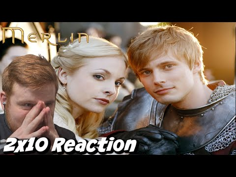 MISUNDERSTANDING 1000! Merlin Season 2 Episode 10 Reaction