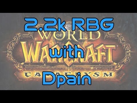 dpain - Dpain brings us some 2.2k Rated Battlegrounds on Battle For Gilneas. Check out more videos from Dpain at: http://www.youtube.com/undrooo Music Included: Goin...