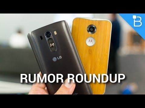 LG G4 Camera and Droid Turbo Specs!