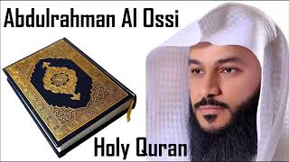The Complete Holy Quran By Sheikh Abdulrahman Al Ossi 6/6