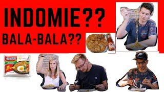 Video Bule makan/nyobain Indomie goreng, bala-bala,dll | German's Taste Indomie #20 MP3, 3GP, MP4, WEBM, AVI, FLV November 2018