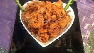 Onion Pakoda Or Vengaya Pakoda
