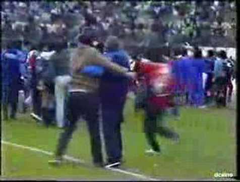 Uruguay Campeón de America 1987