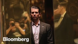 Donald Trump Jr.'s Life in His Father's Shadow