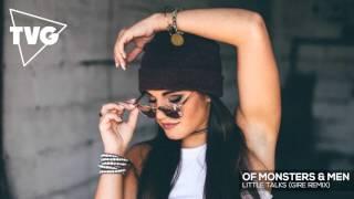 Of Monsters & Men - Little Talks (Gire Remix) [Julia Sheer & Jon D Cover] - YouTube