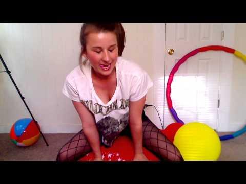 Looner Girl Kayla Karlsen (видео)