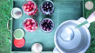 Kirschen einkochen