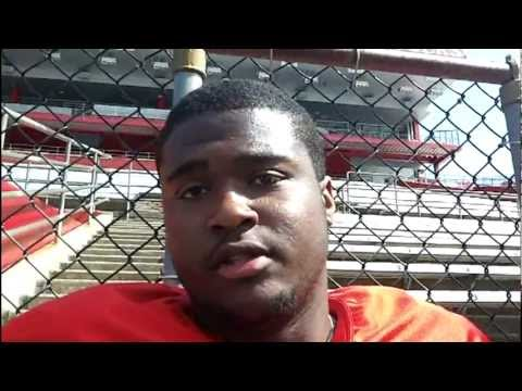 Kaleb Johnson Interview 4/15/2012 video.
