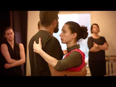 Improve Your Tango – Day 1 of 3. Natalia Cristofaro & Binoy