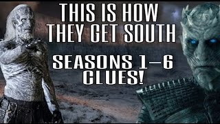 There are many theories surrounding how The Night King & his Army will get South of The Wall. In this video I present a different theory that I think is back...