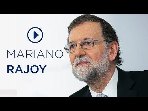 """Rajoy: """"Me llevo el orgullo de haber presidido el partido más importante de España"""""""
