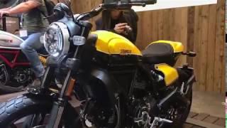 3. Ducati Scrambler Full Throttle   Intermot 2018