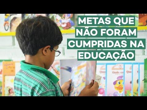 Domingos Sávio: metas descumpridas na educação