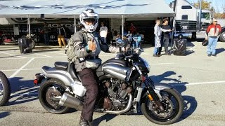 1. HadesOmega Rides the Yamaha VMAX