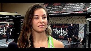 Miesha Tate Shuts Down Cris Cyborg and Ronda Rousey Talk by MMA Weekly