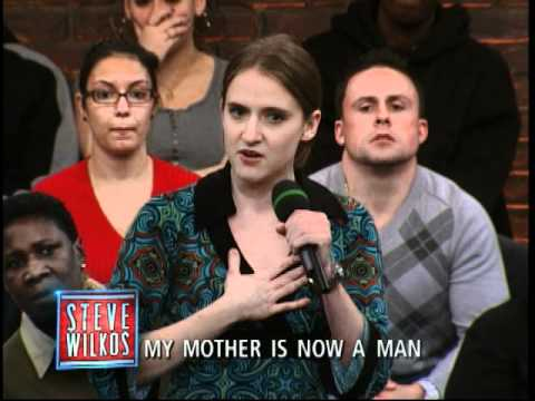 My Mother Is Now A Man   The Steve Wilkos Show
