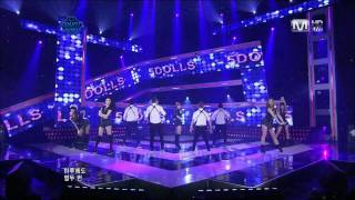 [1080P] 5dolls - Like This or That 110519