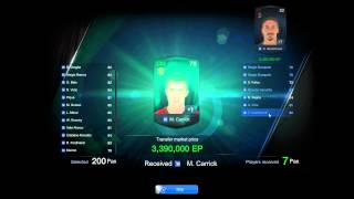 Best Pre season promo ever! Opening 20 X 10 U Draft 200 player pack, fifa online 3, fo3, video fifa online 3