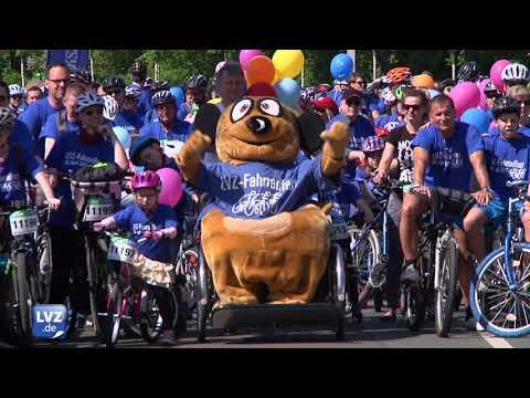Leipzig: Sonniges Familienfest beim 14. LVZ Fahrradfe ...