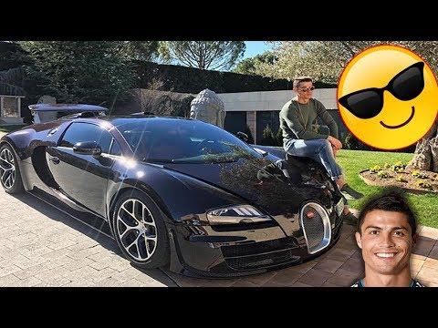 العرب اليوم - أغلى 10 سيارات فخمة يمتلكها كريستيانو رونالدو