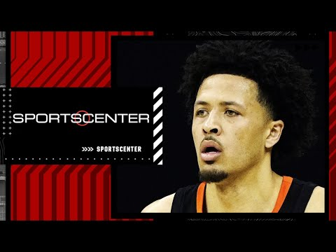 I would take Cade Cunningham first overall '10 out of 10 times'! - Mike Schmitz | SportsCenter