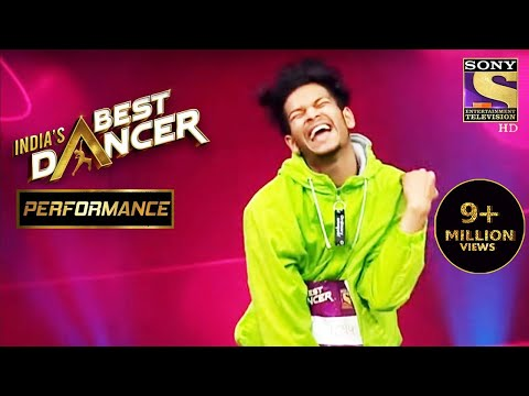 Aman's Quirky Moves Are Well Recieved  | India's Best Dancer