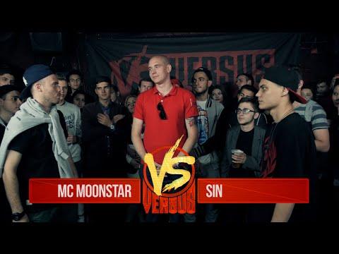 VERSUS: FRESH BLOOD 2 (Mc Moonstar vs Sin) Третий Отборочный Баттл (2015)