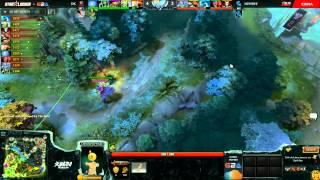 DK vs NewBee, game 1