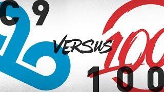 Video C9 vs. 100 - Week 2 Day 2 | NA LCS Summer Split | Cloud9 vs. 100 Thieves (2018) MP3, 3GP, MP4, WEBM, AVI, FLV Agustus 2018