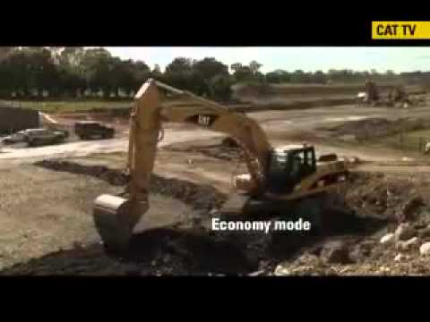 Medium Excavators - CAT