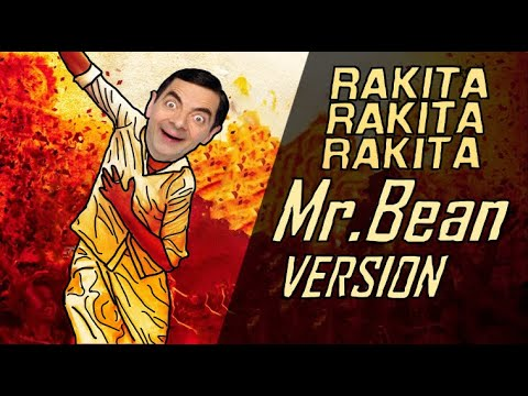 Rakita Rakita Rakita FULL Video  Mr.Bean Version | Jagame Thandhiram