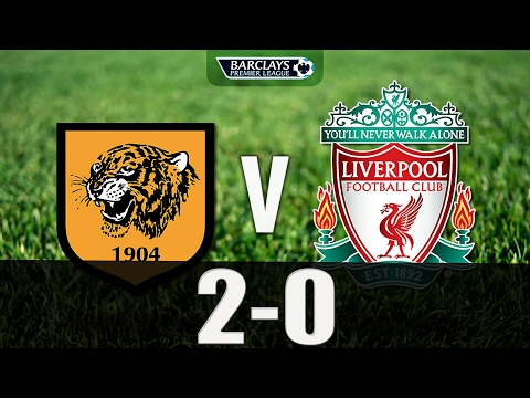Hull City Vs Liverpool 2 0   All Goals & Extended Highlights   Premier League 04