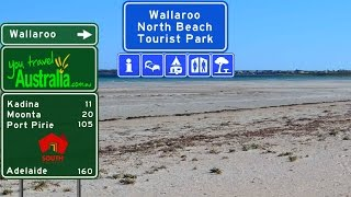 Wallaroo Australia  city pictures gallery : Wallaroo North Beach Tourist Park - Wallaroo - South Australia - You Travel Australia