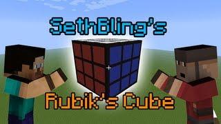 SethBling's Cube (ItsJerryAndHarry)